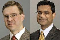 Wharton Management Professors Witold Henisz and Saikat Chaudhuri