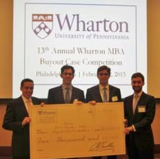 MBA Buyout Case Competition