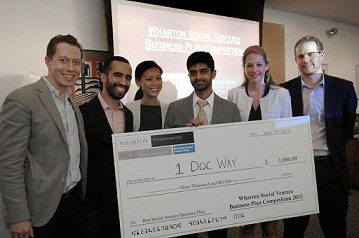 Social Venture Business Plan Competition