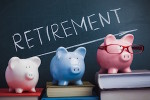 Retirement, Pension, Investment.