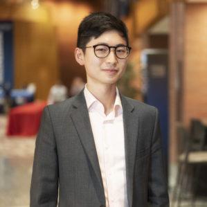 Colan Wang, WG'22, Prism Fellow